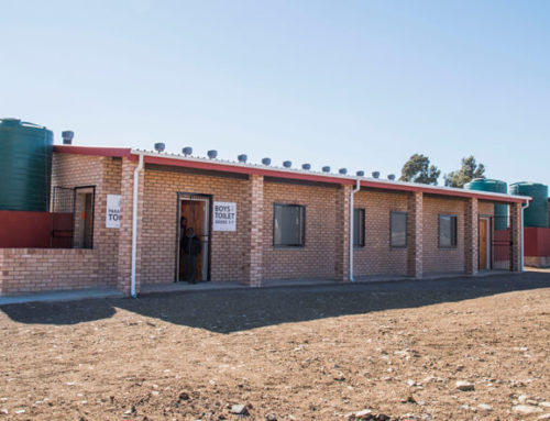 Tile Africa goes beyond toilets for Eastern Cape school