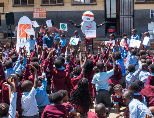 Tile Africa reflects on CSI School project for 2018-2019 financial year